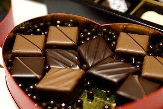 Dieta e cioccolato
