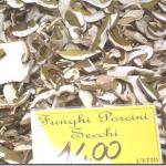 Dimagrire con funghi secchi