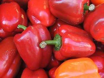 vitamina C e peperoni
