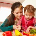 Dieta dei bambini : Frutta e verdura ancora poca